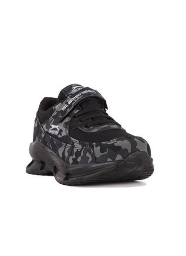 Slazenger Erkek Çocuk  Sneakers 100787437 Siyah